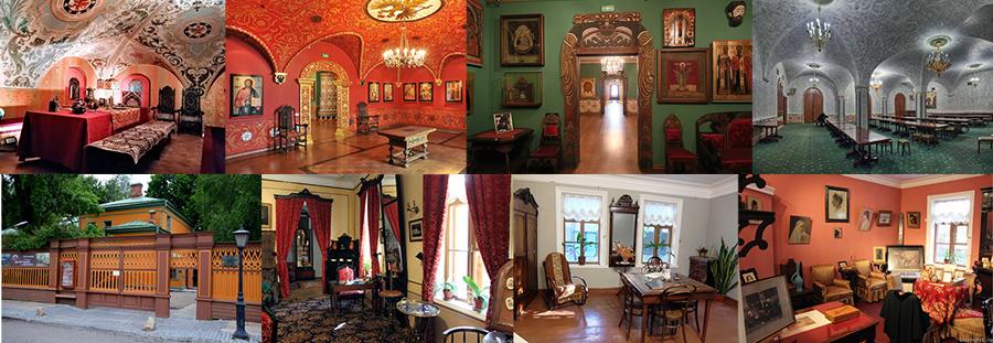 Музей сословий, музей-усадьба Л.Н. Толстого в Хамовниках