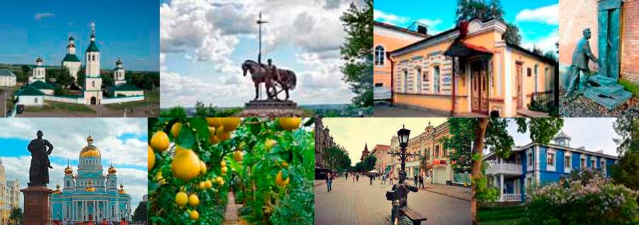 Саранск – .Пенза – Саратов - Ивановка (5 дней / 4 ночи)