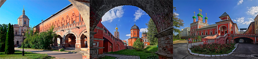 Экскурсия в Высокопетровский монастырь