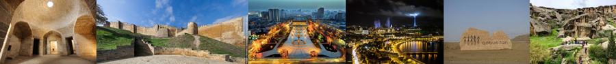 ⭐⭐✴️✨ ВПЕРВЫЕ В ТУЛЕ ✨✴️⭐⭐                   «Бакинские каникулы» Астрахань – Дербент - Баку