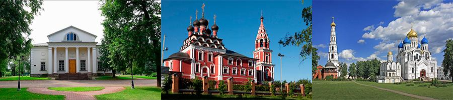 Белая дача - Котельники - Николо-Угрешский монастырь - Беседы