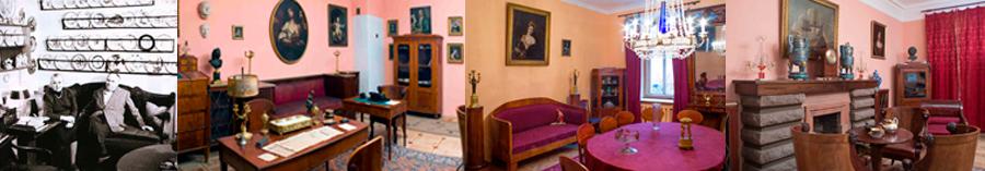 Музей-квартира Мироновых-Менакера и музей-квартира А.Н.Толстого